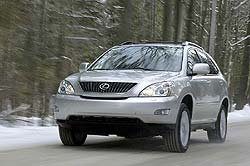 First Drive: 2007 Lexus RX 350  luxury cars lexus first drives
