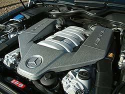 Mercedes-Benz E63 AMG 6.3-litre V8