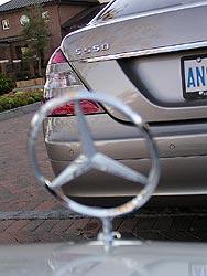 First Drive:  2007 Mercedes Benz S550 mercedes benz luxury cars first drives