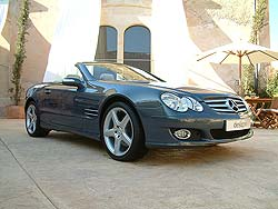 2007 Mercedes-Benz SL 350