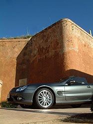 2007 Mercedes-Benz SL 55 AMG