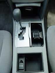 2007 Toyota Camry LE 4-cylinder