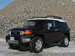 First Drive: 2007 Toyota FJ Cruiser toyota first drives