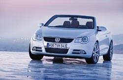 First Drive: 2007 Volkswagen Eos first drives