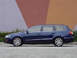 2007 Volkswagen Passat Wagon 3.6 4Motion