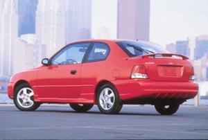 2000 Hyundai Accent GSi