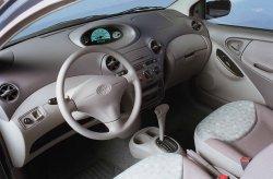 Interior - 2000 Toyota Echo