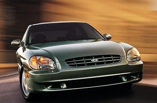 2000 Hyundai Sonata GL