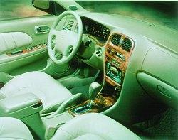 2000 Hyundai Sonata GLS interior
