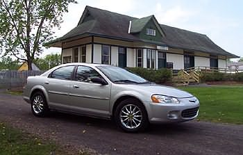 Test Drive: 2001 Chrysler Sebring LXi car test drives chrysler