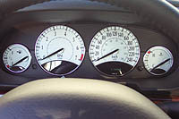 Sebring LXi gauges