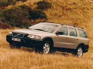 2001 Volvo V70 Cross Country