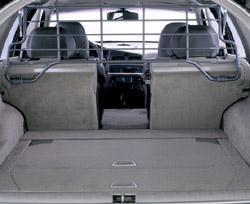 2001 Volvo V70 Cross Country interior