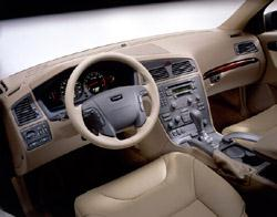 2001 Volvo V70 Cross Country dash