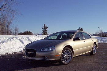 2002 Chrysler Concorde LXi