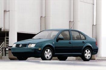 2002 Volkswagen 1.8 T Jetta GLS