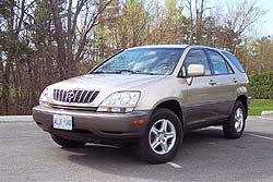 2002 Lexus RX 300 Luxury edition