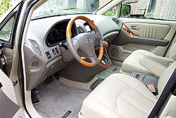 2002 Lexus RX 300 Coach edition