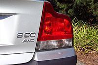 S60 AWD emblem