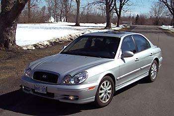 Used Vehicle Review Hyundai Sonata 1999 2002 Autos Ca