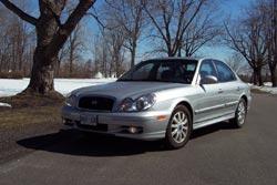 2002 Hyundai Sonata GLX