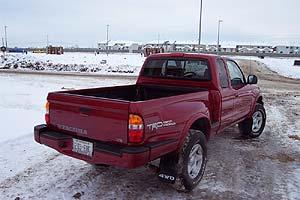 2002 Toyota Tacoma Xtracab V6 TRD