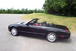 2002 Ford Thunderbird