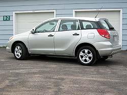 2003 Toyota Matrix 4WD