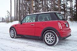 Test Drive: 2003 Mini Cooper CVT car test drives mini
