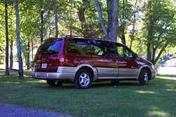2003 Pontiac Montana GT - 'MontanaVision'