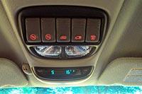 2003 Pontiac Montana GT- overhead console