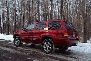 test drive 2002 jeep grand cherokee overland autos ca autos ca