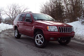 test drive 2002 jeep grand cherokee overland. Black Bedroom Furniture Sets. Home Design Ideas