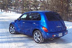 2003 Pt Cruiser Turbo