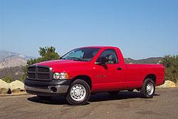 2003 Dodge Ram 2500 ST 4X2 5.7 L HEMI