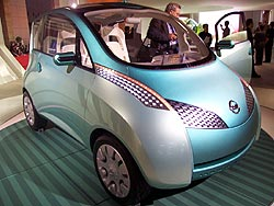 Nissan Effis
