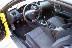 Test Drive 2003 Hyundai Tiburon Tuscani Autos Ca