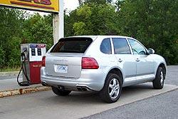 Test Drive: 2004 Porsche Cayenne S and Cayenne Turbo - Autos ca