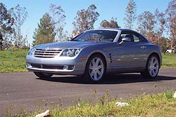 First Drive: 2004 Chrysler Crossfire first drives chrysler