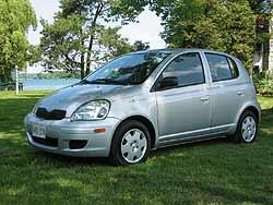 2004 Toyota Echo LE Hatchback