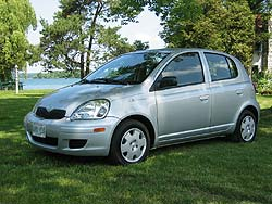 Test Drive 2004 Toyota Echo Hatchback Autos Ca