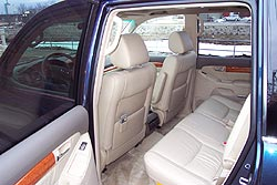 Used Vehicle Review: Lexus GX, 2004 2009 lexus