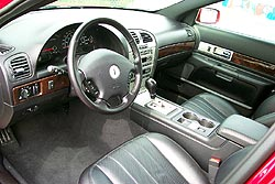 test drive 2004 lincoln lse v 8. Black Bedroom Furniture Sets. Home Design Ideas