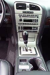 2004 Lincoln LSE V-8