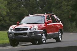 2004 Hyundai Santa Fe 3.5 GLS