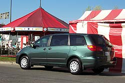 Used Vehicle Review: Toyota Sienna, 2004 2010 toyota used car reviews