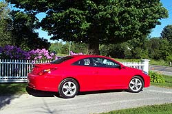 Test Drive: 2004 Toyota Solara SE V6 Sport toyota car test drives
