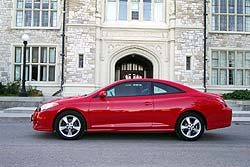 Test Drive: 2004 Toyota Solara SE V6 Sport car test drives