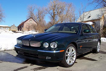 Beautiful 2004 Jaguar XJR