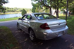 2005 Buick Allure CXS